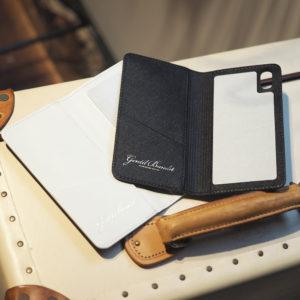 【新登場】ジャンティバンティのiPhone Xケースにブラック&ホワイトカラーが登場!