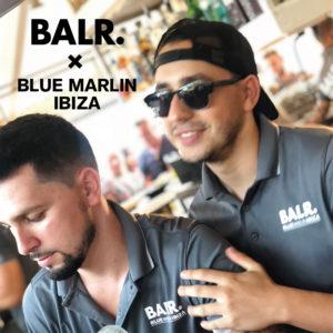 イビザ編|BALR. x BLUE MARLIN IBIZA イビザ島で最も有名なレストランと夢のコラボレーション!
