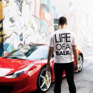 背中に視線が集まる!BALR.のバックプリントTシャツ!!
