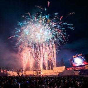 夜空に輝く12,000発!明治神宮花火大会2018が、8月11日(土)に開催!
