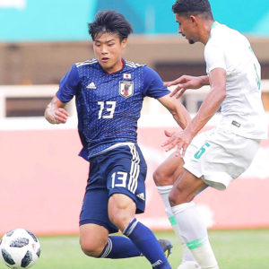 第18回アジア競技大会|準決勝 U-21日本代表 vs U-23UAE!!