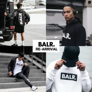 【再入荷】遂に明日!BALR.の完売アイテムが全店舗にて発売開始!