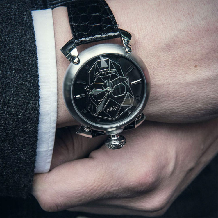 1a468e9cbc Xmas Gift 特集】女性から男性へ贈るGaGa MILANOの腕時計♡ – バランス ...