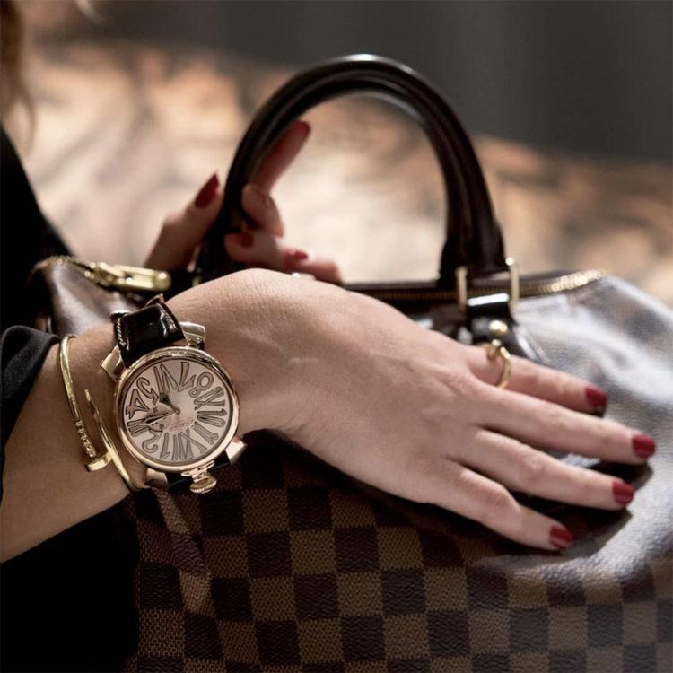 385f4d9eff Xmas Gift 特集】男性から女性へ贈るGaGa MILANOの腕時計♡ – バランス ...