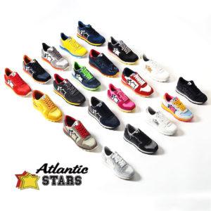 Atlantic STARS|注目の人気モデル続々入荷!ポップなカラーで足元革命!