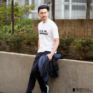 BALR.|春の着こなしにも大活躍!マストでGETしたい新作Tシャツ!!
