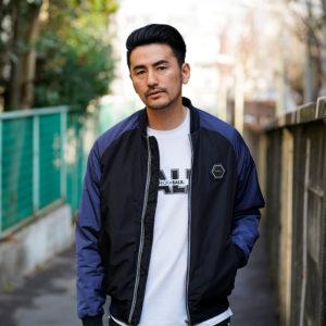 BALR.|ネイビー × ブラックのツートーンカラーに注目!新作ジャケットでスポーティーな着こなしに!!