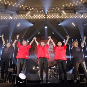 寒さを吹き飛ばす熱さ!15th Anniversary Final「FLOW LIVE BEST 2019 in日本武道館~神祭り~」へ!!