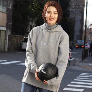 バランススタイルに、女性モデルの岩田 絵莉佳さんが仲間入り!!
