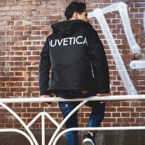 DUVETICA|オーバーサイズで着こなす上品な大人のアクティブスタイル!