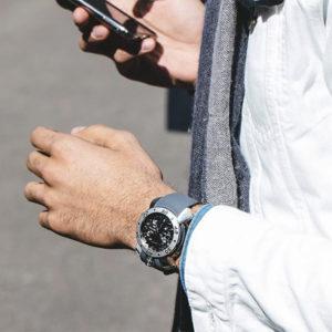 GaGa MILANO|新しい季節に新しい腕元!クロノグラフモデルで男らしく!