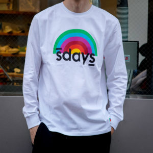 """暖かい!寒い!""""迷う着こなし""""にもって来い!S'DAYSのロングTシャツ"""