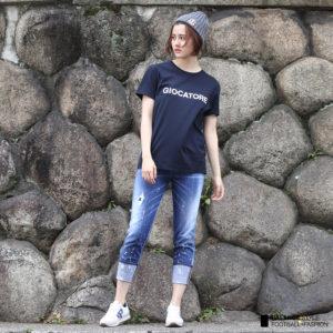 GIOCATORE × DSQUARED2|スターがポイント!夏の定番コーデにニット帽をプラス!