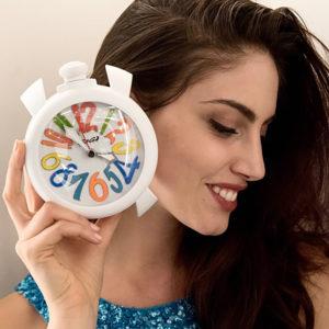 GaGa MILANO|注目の新作時計が登場!カラフルなアラームクロック