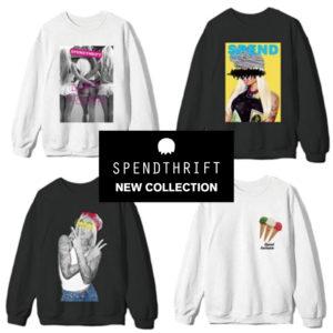 【新登場】SPEND|見逃せない新作モデル!Tシャツに続き、スウェットも予約販売開始!