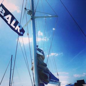BALR.|春夏2020 ローンチイベントがイビザ島で開催!#クルージング編。