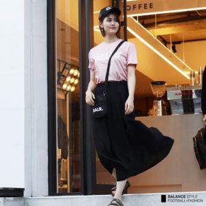 夏を楽しむお出かけコーデ!Tシャツ × スカートの着こなし♡S'DAYS編