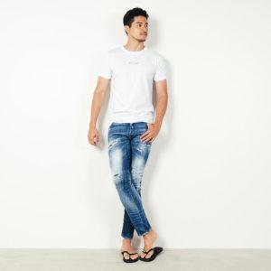 DSQUARED2 × SPEND|新作デニム&バックプリントTシャツで定番コーデ!