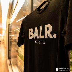 """【数量限定】表参道ヒルズでGETできる""""BALR. TOKYO"""" Tシャツが完売真近!"""