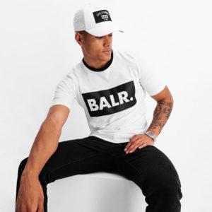 "BALR. AW19新作""BIG CLUB LOGO T-SHIRT""で魅せるロゴTシャツ!"