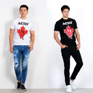 欲しがり屋さんの気持ち #127 ユニークなデザインが印象的なDSQUARED2 Tシャツ!