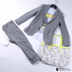 GIOCATORE&SPEND|ジャケットスタイルに遊び心をプラス!