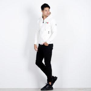 GIOCATORE WHITE × BLACKで大人のモノトーンカラーコーデ!!