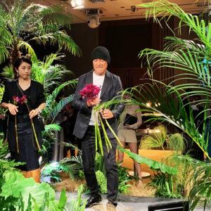 花の魅力を世界へ♡Massa&Artistsの15周年パーティ