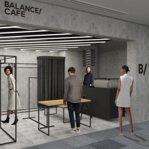 BALANCE CAFE|表参道ヒルズ 本館B3階に9/8(日) オープン!!