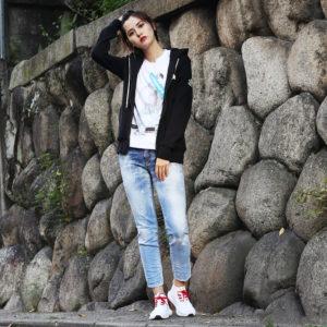 バランス女子の秋コーデ!GIOCATORE & SPEND & DSQUARED2のマストアイテム♡