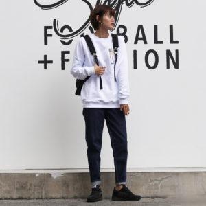 モデルの岩田 絵莉佳さんが選ぶ!9月のオススメコーディネート!