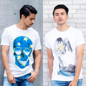 SPEND & Forward MILANO|遊び心の効いたTシャツ!コーデのアクセントにはスターがポイント!