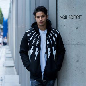 """【新登場】クラシカルかつスポーティー。英国発のブランド""""Neil Barrett""""の取り扱い開始!"""