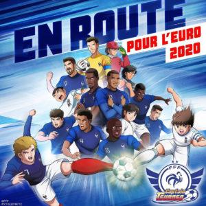 サッカー フランス代表と漫画「キャプテン翼」のコラボ企画が話題に!!
