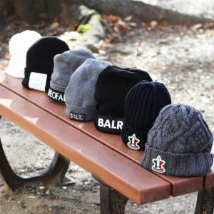 ニット帽の季節!今、選びたいニット帽を集めました!