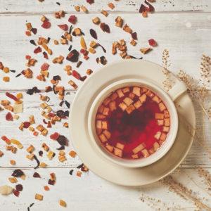 """ホッと一息♡果実の美味しさがぎゅっと詰まった食べれるお茶""""TeaEAT"""""""