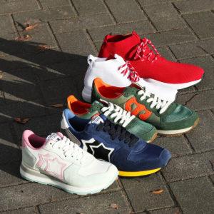 クリスマスはお揃いの足元に♡ペアで履きたいスニーカーをご紹介!