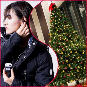 バランススタイルのエディターが選ぶ、今年聴きたいクリスマスソング♡
