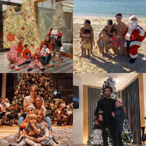家族と過ごすサッカー選手のクリスマスの過ごし方に注目!!