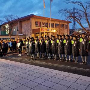 青森山田高校サッカー部!全国準優勝に輝いたメンバーが凱旋!