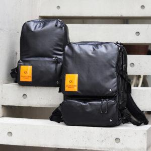 Calvin Klein Performance|形の異なる2種類のバックパック!