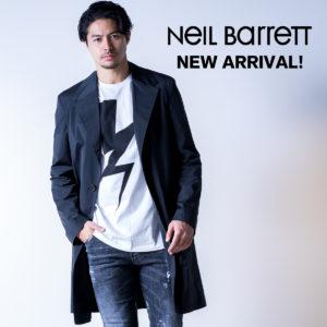 【新登場】Neil Barrett|新作アイテムが2/8(土)より発売!こだわりの詰まったジャケットアイテムも登場!