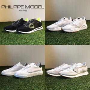 【新登場】PHILIPPE MODEL|新作スニーカー4モデルが登場!