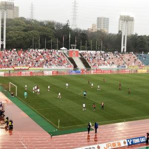 ルヴァンカップ開幕!名古屋グランパス VS 鹿島アントラーズを観戦!