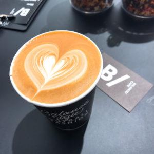 BALANCE CAFE|目で楽しむバランスコーヒー。ラテアートでおしゃれに楽しく♪