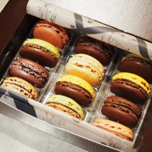 上品な大人の洋菓子♡JEAN-PAUL HÉVINのマカロンと焼菓子セットをいただきました!