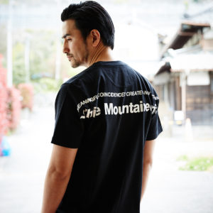 重要なTシャツ選び!センス溢れるWhite Mountaineeringの個性的なデザイン!