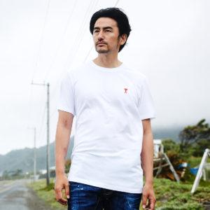 シンプルさがお洒落のポイント!Ami ParisのロゴTシャツ!