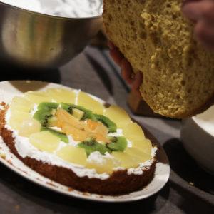 #stayhome の楽しみ方♡スポンジから手作りケーキにチャレンジ!