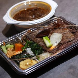 日本一!予約の取れない「金竜山」の焼肉弁当をテイクアウト!